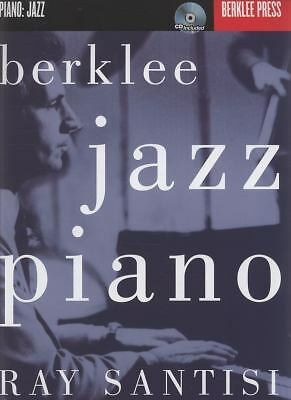 Berklee Jazz Piano BK/CD by Santisi, Ray