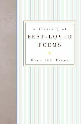 A Treasury of Best-Loved Poems by Rh Value Publishing