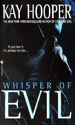 Whisper of Evil by Kay Hooper (2002, Paperback)