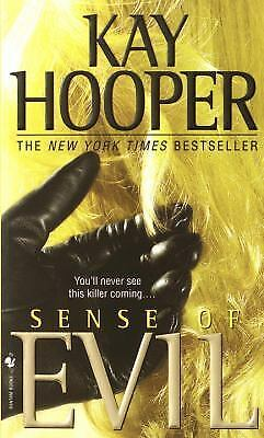 Sense of Evil by Kay Hooper (2004, Paperback)