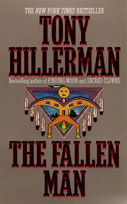 The Fallen Man by Tony Hillerman (1997, Paperback)