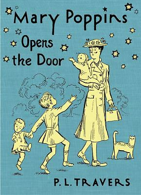Mary Poppins Opens the Door by Travers, Dr. P. L.
