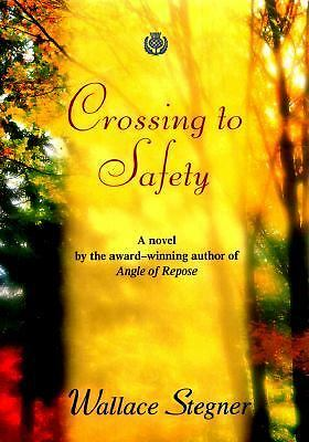 Crossing to Safety (Great Reads), Stegner, Wallace, Acceptable Book