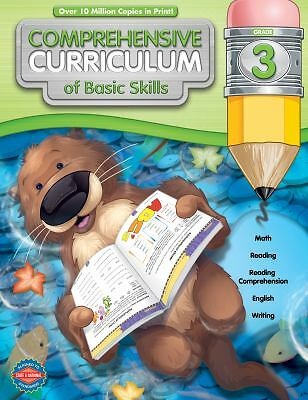Comprehensive Curriculum of Basic Skills, Grade 3, , Acceptable Book
