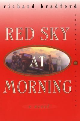 Red Sky at Morning: A Novel (Perennial Classics) by Bradford, Richard