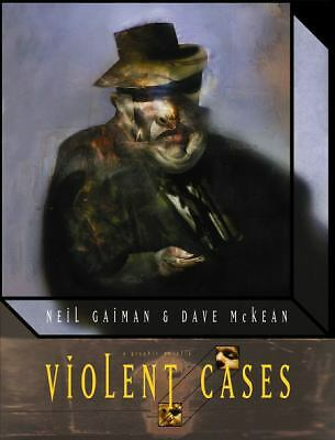Violent Cases by Gaiman, Neil