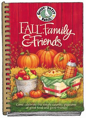 Fall, Family & Friends Cookbook (Gooseberry Patch), Gooseberry Patch, Good Book