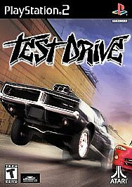 Test Drive [Greatest Hits]  (Sony PlayStation 2, 2003)