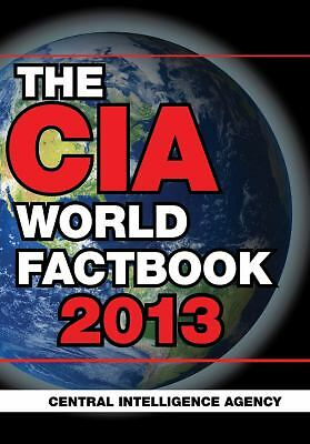 The CIA World Factbook 2013 by Intelligence Agency, Central