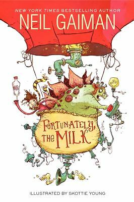 Fortunately, the Milk by Gaiman, Neil