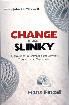 Change is Like a Slinky, Finzel, Hans, Good Book