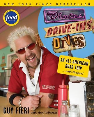 Diners, Drive-ins and Dives: An All-American Road Trip . . . with Recipes! (Foo