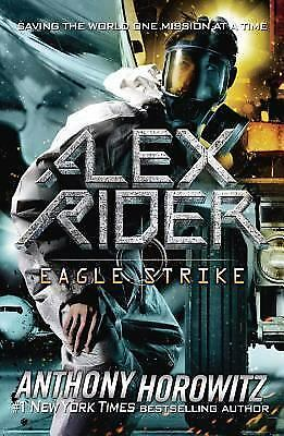 Eagle Strike by Anthony Horowitz (2006, Paperback)