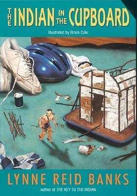 The Indian in the Cupboard by Banks, Lynne Reid