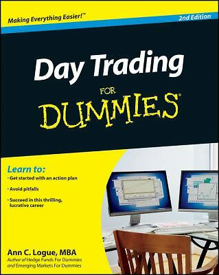 Day Trading For Dummies by Logue, Ann C.