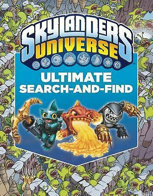 Ultimate Search-and-Find (Skylanders Universe) by