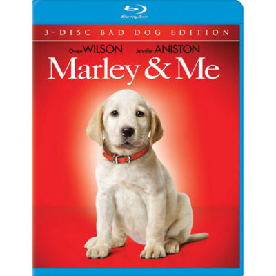 Marley & Me (Three-Disc Bad Dog Edition) [Blu-ray], Good DVD, Finley Jacobsen, C