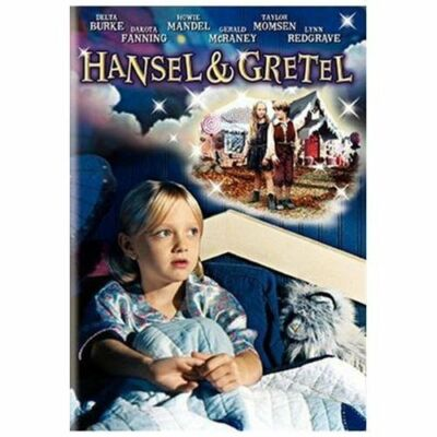 Hansel and Gretel, Very Good DVD, Bobcat Goldthwait, Tom Arnold, Taylor Momsen,