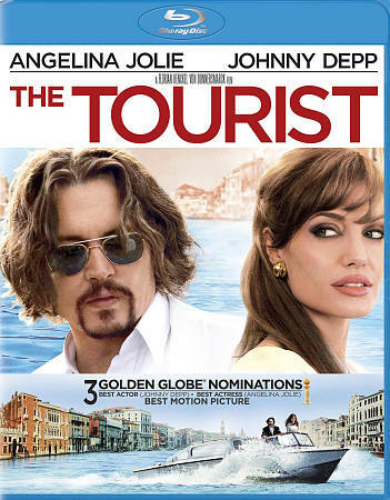 The Tourist [Blu-ray], New DVD, Giovanni Guidelli, Daniele Pecci, Alessio Boni,