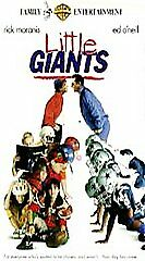 Little Giants (VHS, 1995)