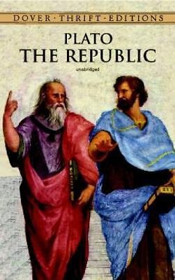 The Republic (Dover Thrift Editions) by Plato