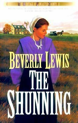 The Shunning No. 1 by Beverly Lewis (1997, Paperback)