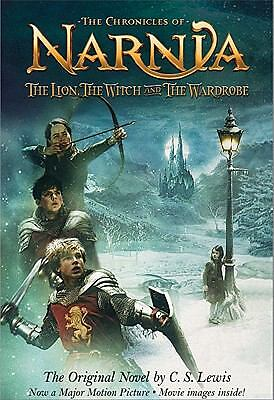 The Lion, the Witch and the Wardrobe by C. S. Lewis (2005, Paperback, Movie...