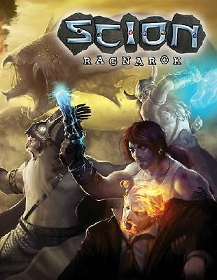 Scion Ragnarok, Shomshank, Dean, Excellent Book