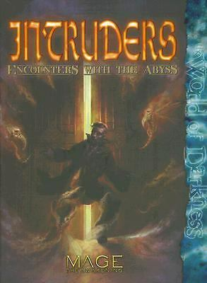 Mage Intruders Encounters With the Abyss (Mage the Awakening), Matthew McFarland