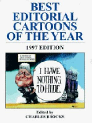 Best Editorial Cartoons 1997 by