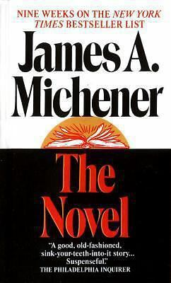 Novel by James A. Michener (1992, Paperback)
