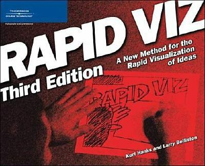 Rapid Viz: A New Method for the Rapid Visualitzation of Ideas, Kurt Hanks, Larry