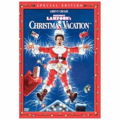National Lampoon's Christmas Vacation (Special Edition), Good DVD, Chevy Chase,