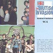 The British Invasion: The History of British Rock: Vol. 6 by Various Artists