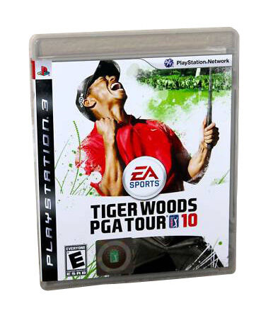 Tiger Woods PGA Tour 10, Good Playstation 3 Video Games
