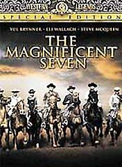 The Magnificent Seven (Special Edition) by Yul Brynner, Steve McQueen, Charles