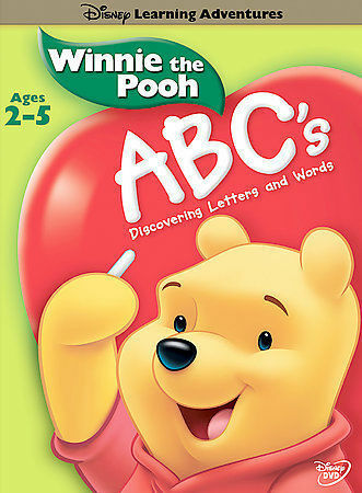 Disney's Learning Adventures - Winnie the Pooh - ABC's by