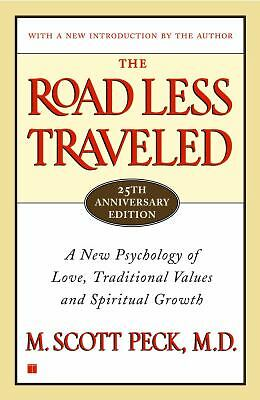The Road Less Traveled, Timeless Edition: A New Psychology of Love, Traditional