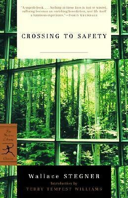 Crossing to Safety (Modern Library Classics), Wallace Earle Stegner, Good Book