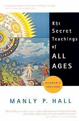 The Secret Teachings of All Ages (Reader's Edition), Manly P. Hall, Good Book