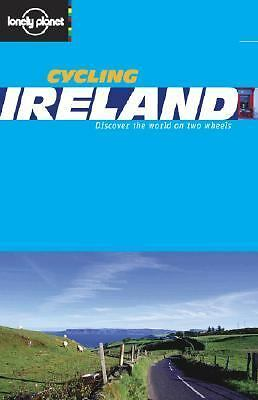 Cycling Ireland (Lonely Planet Belgium & Luxembourg) by Connellan, Ian, Crowthe