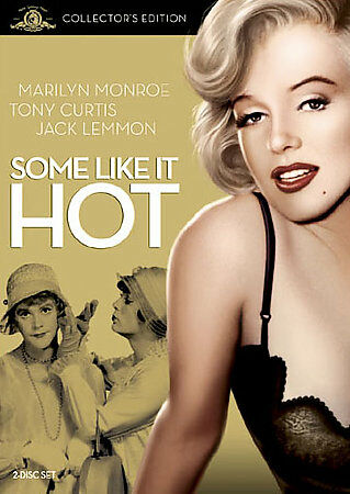 Some Like It Hot (Collector's Edition) by Marilyn Monroe, Tony Curtis, Jack Lem