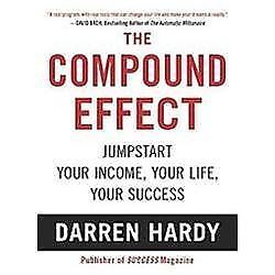 The Compound Effect by Hardy, Darren