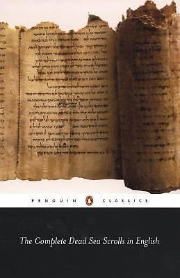 The Complete Dead Sea Scrolls in English (Penguin Classics) by