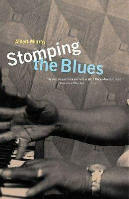 Stomping The Blues (Da Capo Paperback) by Murray, Albert