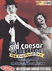 Sid Caesar Collection: Fan Favorites - 3 Volume Gift Boxed Set by