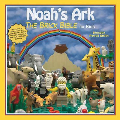 Noah's Ark: The Brick Bible for Kids by