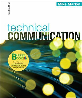 Loose-leaf Version for Technical Communication (Budget Books), Markel, Mike, Acc