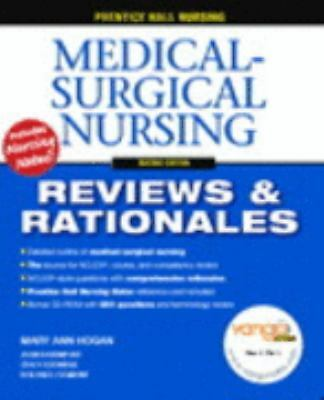 Prentice-Hall Nursing Reviews & Rationales: Medical-Surgical Nursing, 2nd Editi