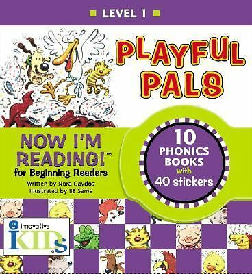 Now I'm Reading! Playful Pals, Level 1 by Nora Gaydos